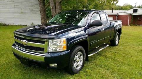 2007 Chevrolet Silverado 1500 for sale at Hern Motors - 2021 BROOKFIELD RD Lot in Hubbard OH