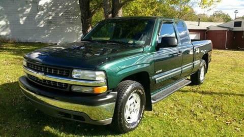 2002 Chevy Truck