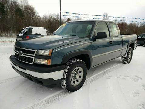 2007 Chevrolet Silverado 1500 Classic for sale at Hern Motors - 2021 BROOKFIELD RD Lot in Hubbard OH