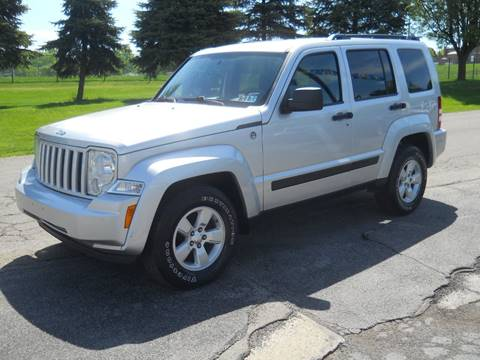 2009 Jeep Liberty for sale in Hubbard, OH