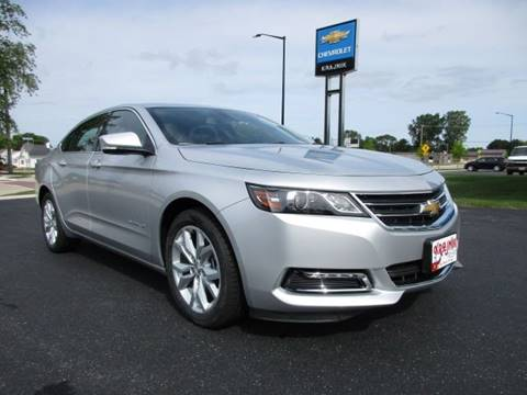 2019 Chevrolet Impala for sale in Two Rivers, WI