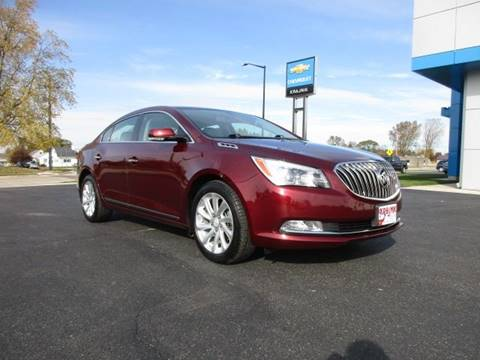 2015 Buick LaCrosse for sale in Two Rivers, WI