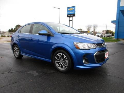 2018 Chevrolet Sonic for sale in Two Rivers, WI