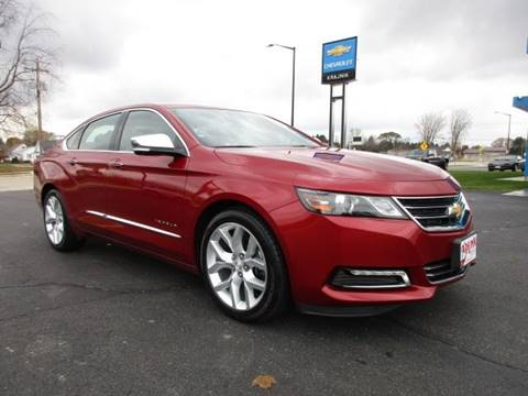 2015 Chevrolet Impala for sale in Two Rivers, WI