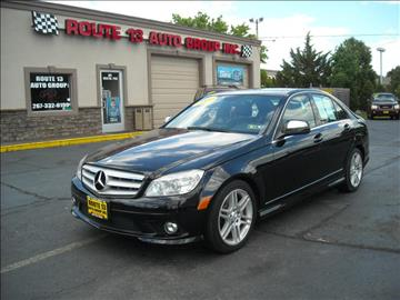 2009 Mercedes-Benz C-Class for sale in Croydon, PA