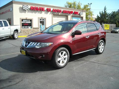 2010 Nissan Murano for sale in Croydon, PA