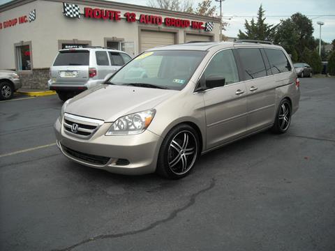 2007 Honda Odyssey for sale in Croydon, PA