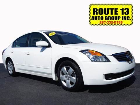 2007 Nissan Altima for sale in Croydon, PA