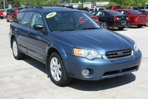 2007 Subaru Outback for sale in Sandusky, MI