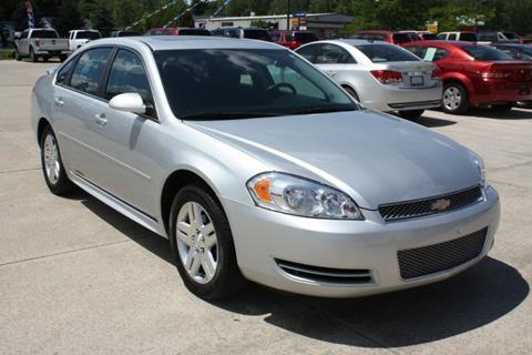 2012 Chevrolet Impala for sale at Sandusky Auto Sales in Sandusky MI