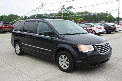 2010 Chrysler Town and Country for sale at Sandusky Auto Sales in Sandusky MI