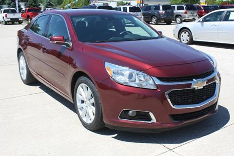 2014 Chevrolet Malibu for sale at Sandusky Auto Sales in Sandusky MI