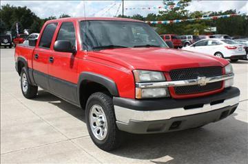 2005 Chevrolet Silverado 1500 for sale at Sandusky Auto Sales in Sandusky MI