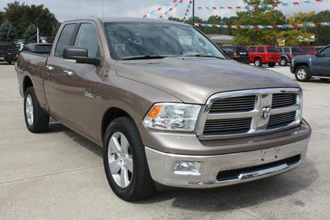 2010 Dodge Ram Pickup 1500 for sale at Sandusky Auto Sales in Sandusky MI