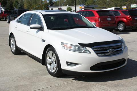 2011 Ford Taurus for sale in Sandusky, MI