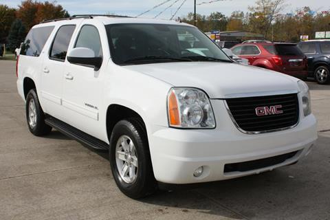 2012 GMC Yukon XL for sale in Sandusky, MI