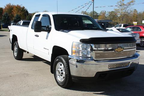 2011 Chevrolet Silverado 2500HD for sale in Sandusky, MI