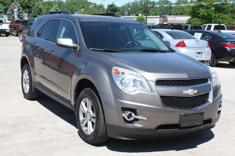 2010 Chevrolet Equinox For Sale At Sandusky Auto Sales In Sandusky MI