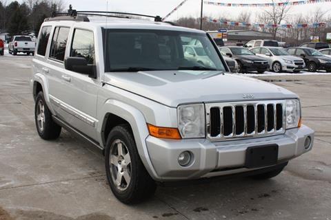2010 Jeep Commander for sale in Sandusky, MI