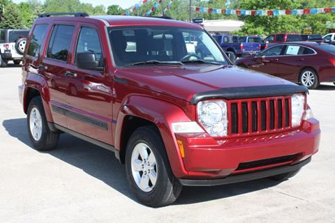 2011 Jeep Liberty for sale in Sandusky, MI