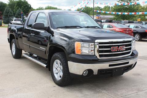 2012 GMC Sierra 1500 for sale in Sandusky, MI