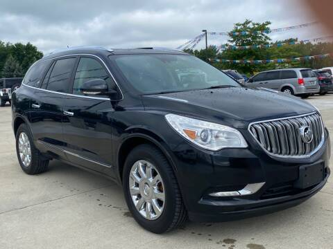 2014 Buick Enclave for sale at Sandusky Auto Sales in Sandusky MI