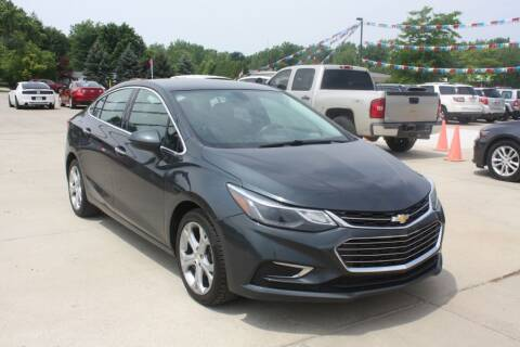 2018 Chevrolet Cruze for sale at Sandusky Auto Sales in Sandusky MI