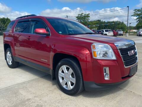 2015 GMC Terrain for sale at Sandusky Auto Sales in Sandusky MI