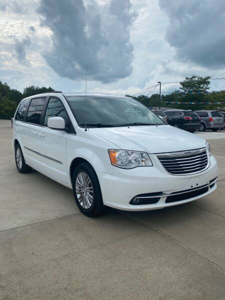 2015 Chrysler Town and Country for sale at Sandusky Auto Sales in Sandusky MI