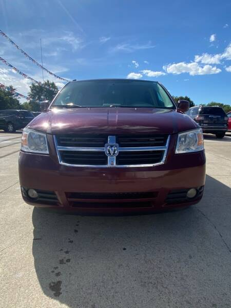 2009 Dodge Grand Caravan for sale at Sandusky Auto Sales in Sandusky MI