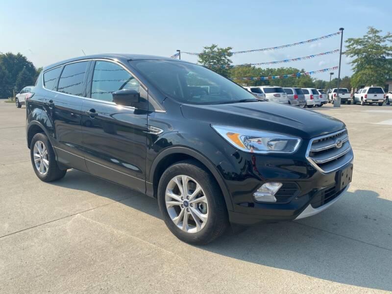 2017 Ford Escape for sale at Sandusky Auto Sales in Sandusky MI