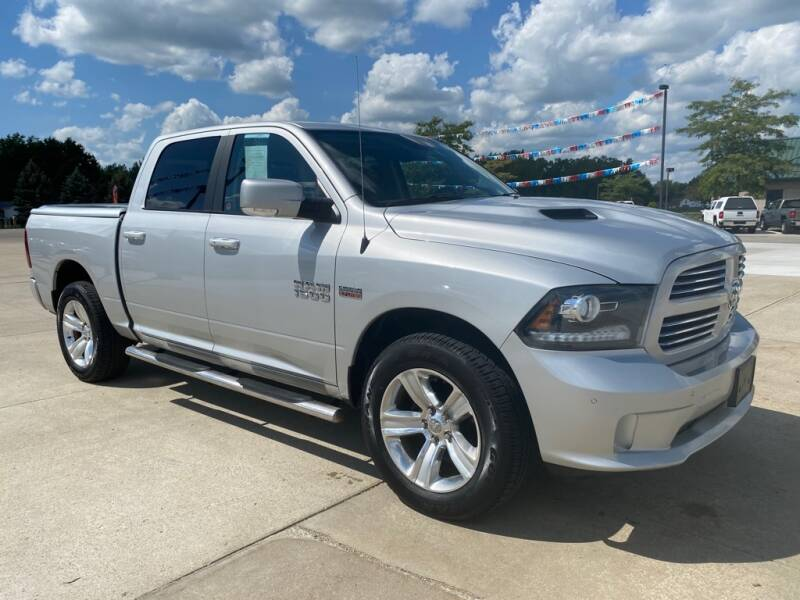 2014 RAM Ram Pickup 1500 for sale at Sandusky Auto Sales in Sandusky MI