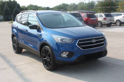 2017 Ford Escape for sale at Sandusky Auto Sales in Sandusky MI