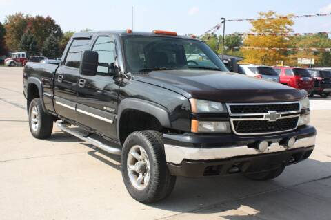 2007 Chevrolet Silverado 1500HD Classic for sale at Sandusky Auto Sales in Sandusky MI