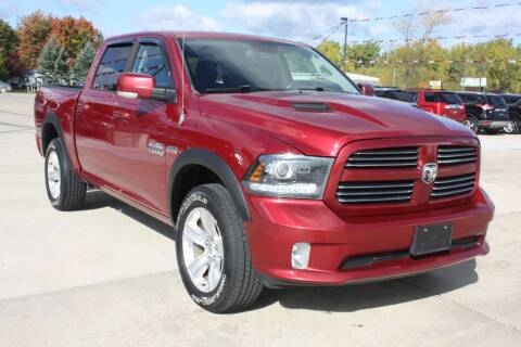 2013 RAM Ram Pickup 1500 for sale at Sandusky Auto Sales in Sandusky MI