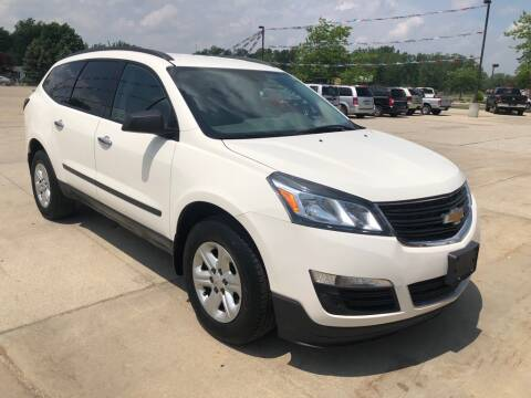 2014 Chevrolet Traverse for sale at Sandusky Auto Sales in Sandusky MI