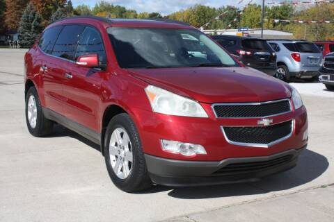 2012 Chevrolet Traverse for sale at Sandusky Auto Sales in Sandusky MI