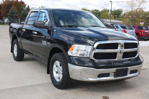 2016 RAM Ram Pickup 1500 for sale at Sandusky Auto Sales in Sandusky MI