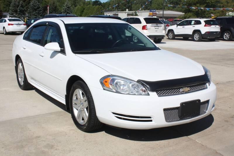 2013 Chevrolet Impala for sale at Sandusky Auto Sales in Sandusky MI