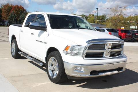 2012 RAM Ram Pickup 1500 for sale at Sandusky Auto Sales in Sandusky MI