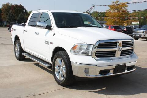 2017 RAM Ram Pickup 1500 for sale at Sandusky Auto Sales in Sandusky MI