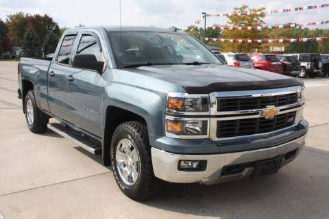 2014 Chevrolet Silverado 1500 for sale at Sandusky Auto Sales in Sandusky MI