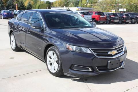 2014 Chevrolet Impala for sale at Sandusky Auto Sales in Sandusky MI