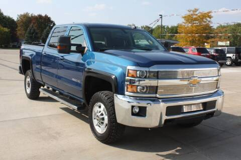 2017 Chevrolet Silverado 2500HD for sale at Sandusky Auto Sales in Sandusky MI