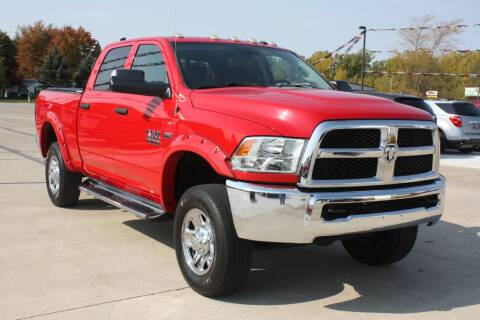 2015 RAM Ram Pickup 3500 for sale at Sandusky Auto Sales in Sandusky MI