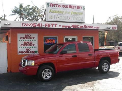 2007 Dodge Dakota for sale in Pinellas Park, FL