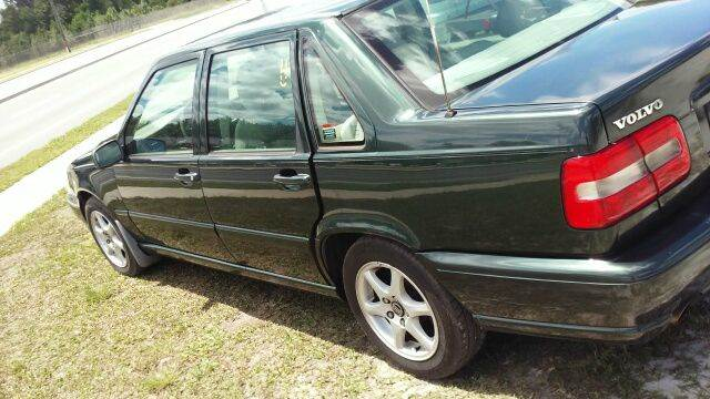 1998 Volvo S70 for sale at MOTOR VEHICLE MARKETING INC in Hollister FL