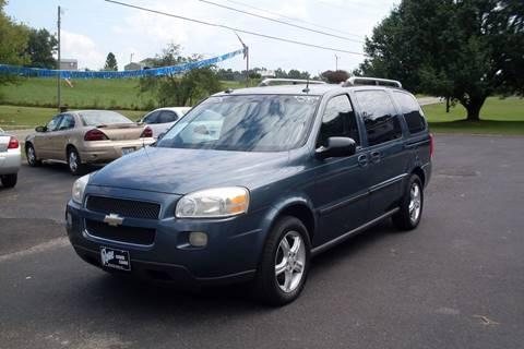 2005 Chevrolet Uplander for sale in Beaver Dam, KY