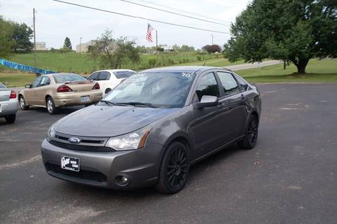 2010 Ford Focus for sale in Beaver Dam, KY
