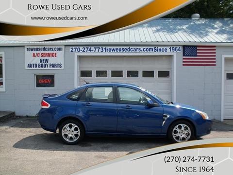 Rowes Used Cars >> Rowe Used Cars Used Cars Beaver Dam Ky Dealer